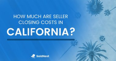 Closing costs for home sellers in California