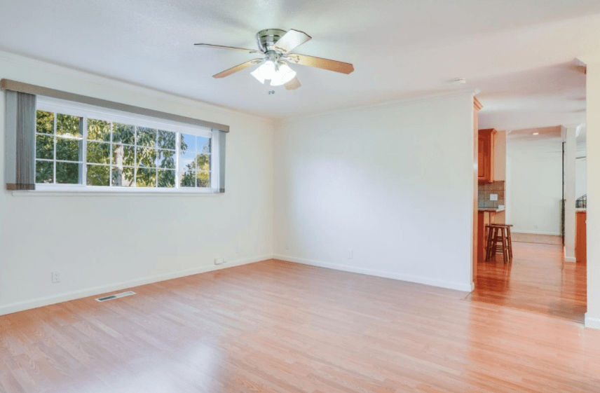 Selling a house without staging it